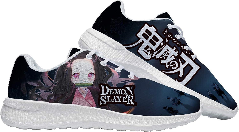 Japanese Anime Shoes Indefinitely San Francisco Mall for Men Custom Fa Women Lightweight Cartoon