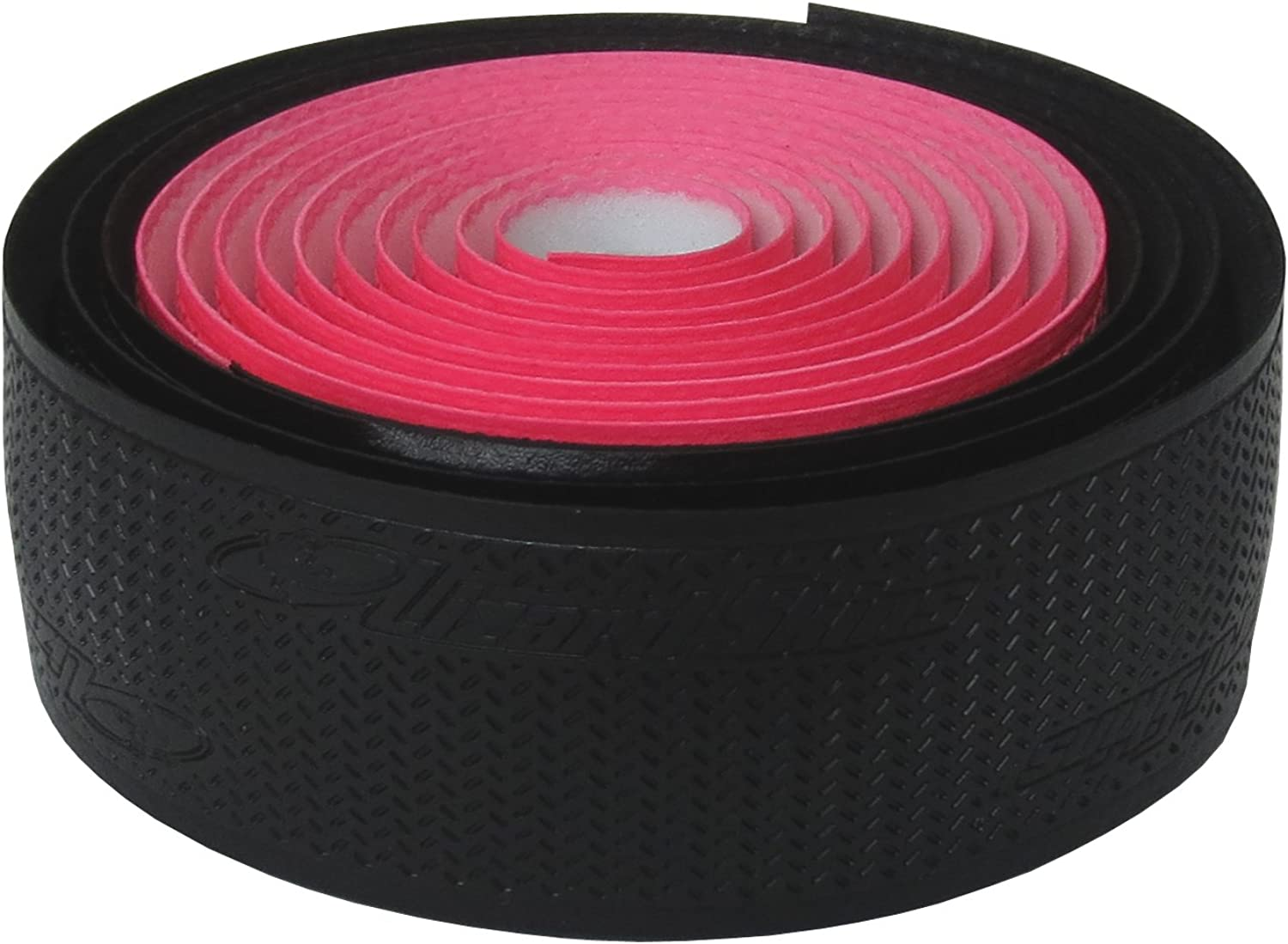 Lizard Skins DSP Bar Tape 2.5mm Black Neon Pink