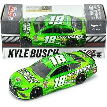 Lionel Racing Kyle Busch No. 18 Interstate Batteries 2020 Camry NASCAR Diecast 1:64 Scale