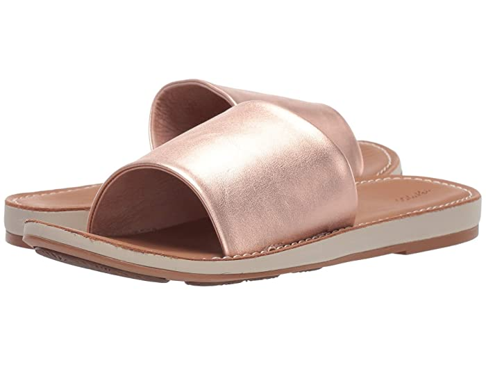 Nohie 'Olu  Shoes (Rose Gold/Tan) Women's Shoes