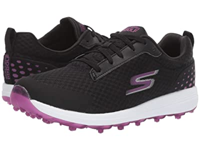 Skechers GO GOLF Max-Fairway 2 (Black/Purple) Women