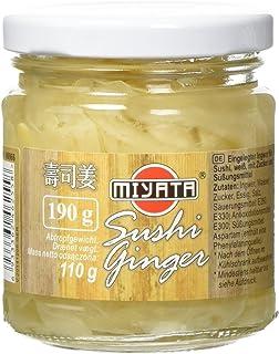gari Miyata Ingwer für Sushi 1 x 190 g