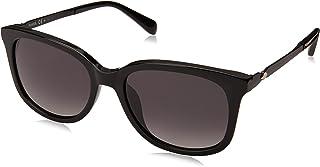 Fossil 2079/S Women's Cat Eye Sunglasses - Grey Lens, 53