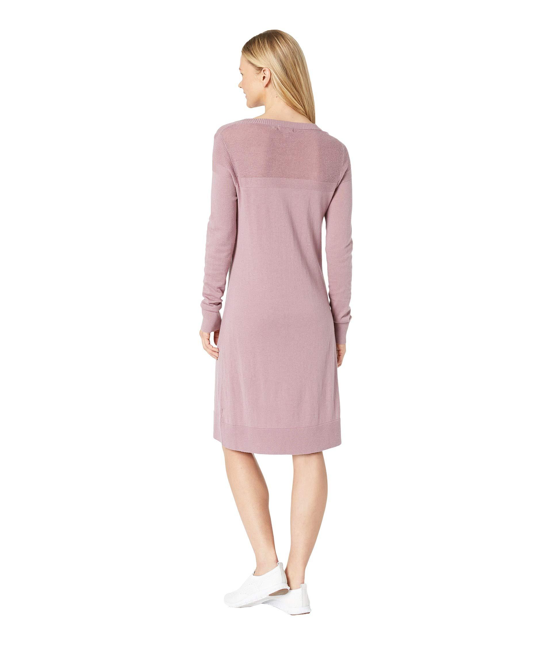 Dress Toad Mauve Sweater Cambria amp;co ARXYXxwq70