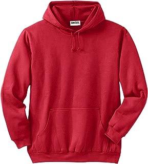 KingSize Men's Big & Tall Fleece Pullover Hoodie