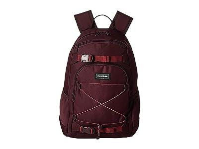 Dakine Essentials 26L Backpack (Crimson Red) Backpack Bags