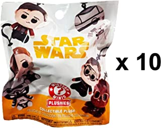 SW Star Wars Mystery Minis Plushies Collectible Plush Blind Bag Party Favours - Pack of 10
