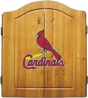 Imperial MLB Dart Cabinet MLB Team: St. Louis Cardinals