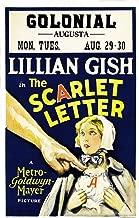 Posterazzi The Scarlet Letter Lillian Gish On Window Card 1926 Movie Masterprint Poster Print, (11 x 17)