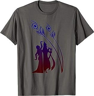 e4fdddfefcf Divine Raas Leela With Radha And Krishna T-Shirt