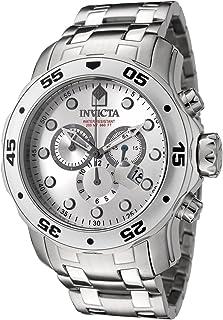 インヴィクタ Invicta Men's 0071 Pro Diver Collection Chronograph Stainless Steel Watch [並行輸入品]