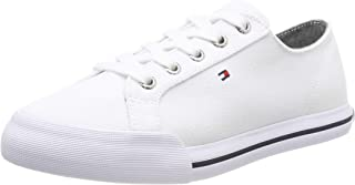 TOMMY HILFIGER Women's Essential Logo Trainers Essential Logo Trainers