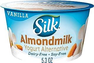 Silk Almondmilk Yogurt Alternative, Vanilla, Vegan, 5.3 Oz