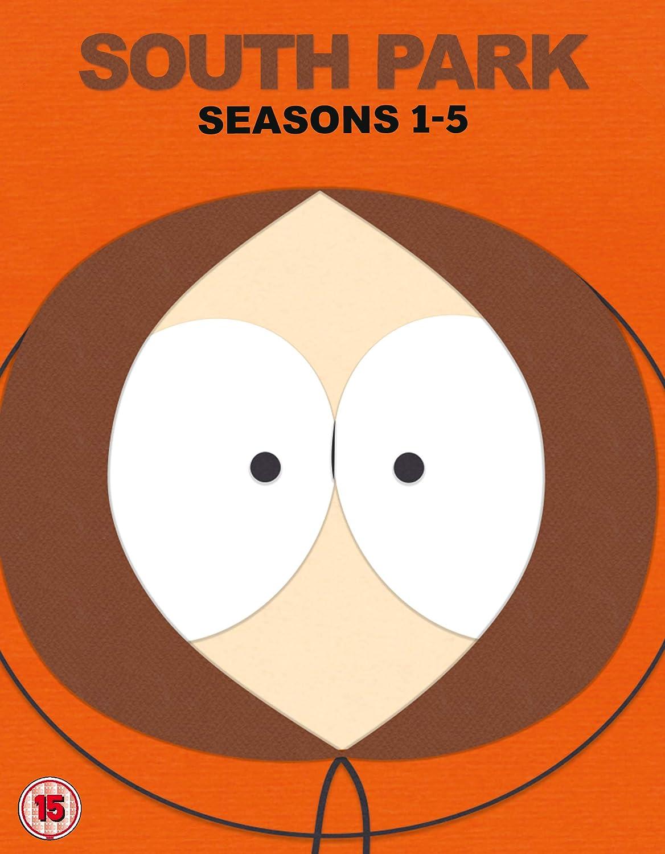 Ranking TOP4 South Super sale Park: Seasons 1-5 DVD