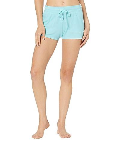 ALO Daze Shorts (Blue Quartz) Women