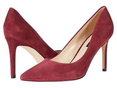 Nine West Ezra Pump (Red) Women