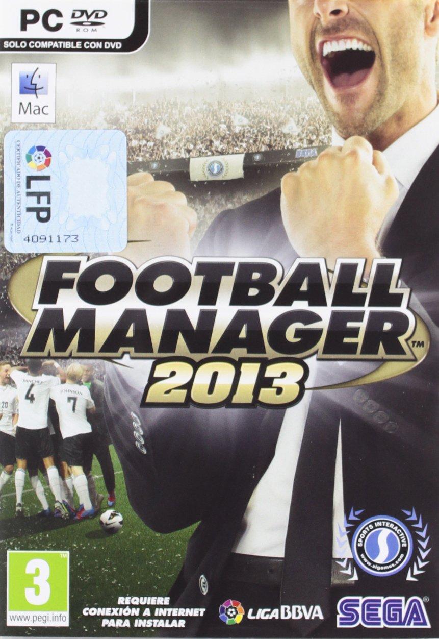Football Manager 2013: Amazon.es: Videojuegos