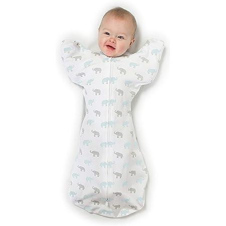 White Baby Sleep Suit 6179