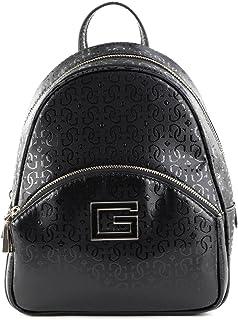 Guess Borsa zaino Blane backpack ecopelle di colore nero donna B22GU82 GG812632