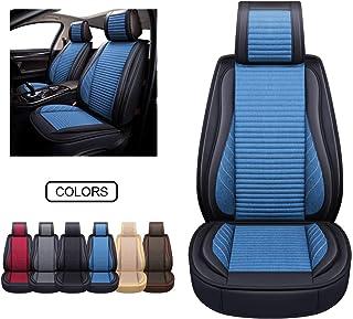 UKB4C Fabric Velour Single /& Bench Van Seat Covers for Vivaro
