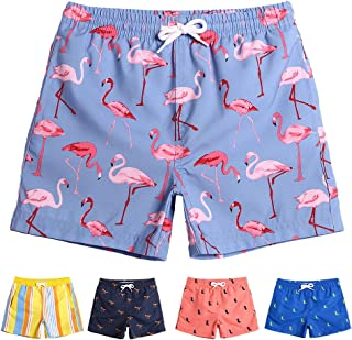 MaaMgic Boys Swim Trunks Toddler Swim Shorts Little Boys...