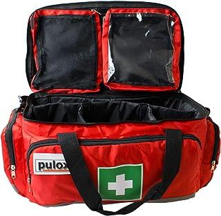 Pulox Erste Hilfe Tasche, Notfalltasche, Erste Hilfe Set Tasche Einzeln 44 x 27 x 25cm