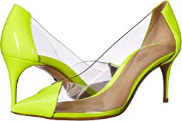 Transparent/Neon Yellow Vinil/Verniz Ne