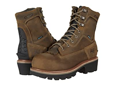 Timberland PRO Evergreen Logger 8 Composite Safety Toe Insulated Waterproof