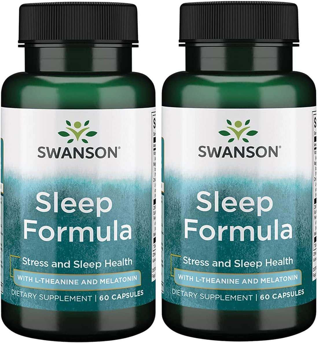 Swanson Sleep Formula 60 Pack Capsules 2 El Complete Free Shipping Paso Mall