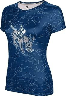Colorado School of Mines University Women's Performance T-Shirt (Topography)