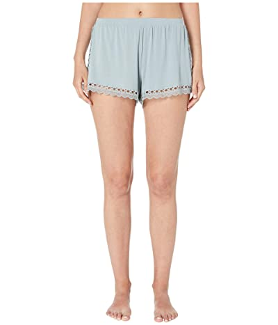 Eberjey Malia The Refined Shorts (Slate) Women