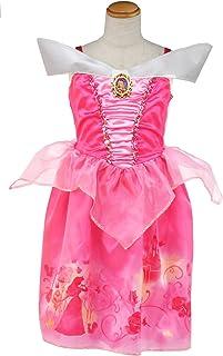 【国内販売正規品】 ディズニー プリンセス おしゃれドレス オーロラ姫 100cm-110cm