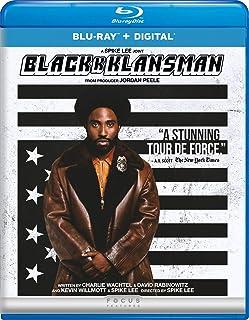 BlacKkKlansman Blu-ray + Digital