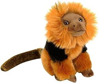 Animal Alley World Wildlife Fund 6 inch Plush - Lion Monkey