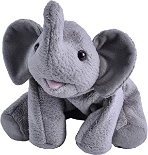 Wild Republic Elephant Plush, Stuffed Animal, Plush Toy, Kids Gifts, Toddler, 7""