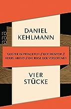Vier Stücke: Geister in Princeton / Der Mentor / Heilig Abend / Die Reise der Verlorenen (German Edition)