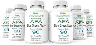 AFA Blue Green Algae Organic Stem Naturals Dietary Superfood | Nutritional Benefits Premium Quality Antioxidant Anti Aging...