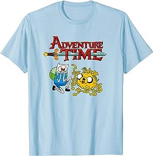 Cartoon Network Adventure Time Pumpkin Jack T-Shirt