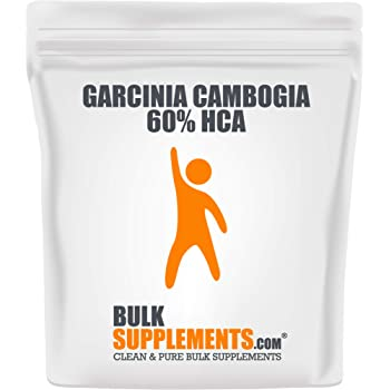 BulkSupplements Garcinia Cambogia 60% HCA Powder (250 Grams)