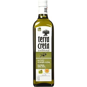 Terra Creta Kolymvari Olivenöl extra nativ aus Kreta 1-Liter