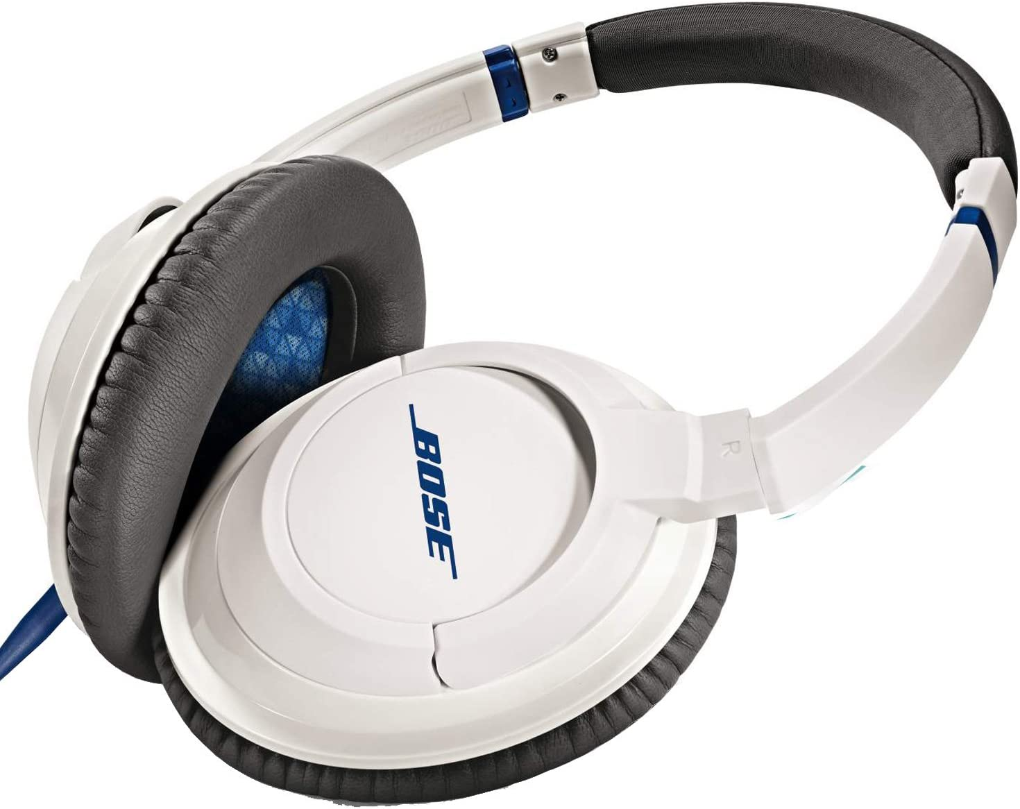 Bose SoundTrue Headphones Around-Ear Disco White Wired Tucson Mall Finally popular brand Style