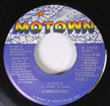 Commodores 45 RPM Heroes / Funky Situation
