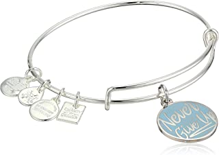 Women's Charity by Design Never Give Up Bangle