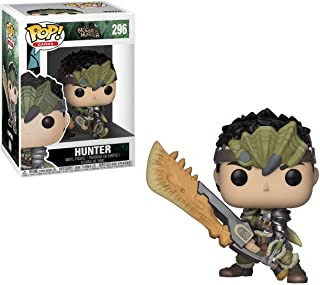 Funko Pop! Games: Monster Hunter - Hunter Collectible Figure