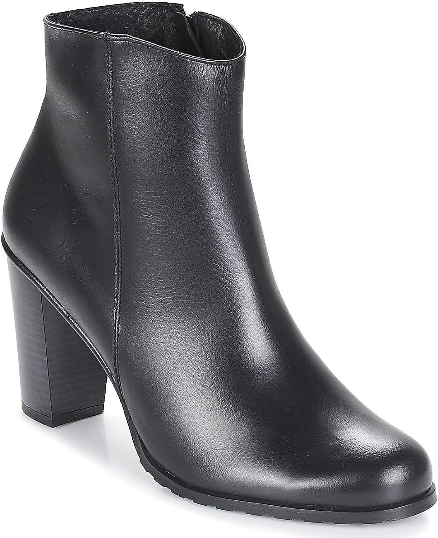 So Größe JOTTA Stiefelletten Stiefel Damen Schwarz Low Stiefel