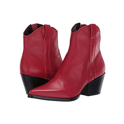 Dolce Vita Serra (Red Leather) Women