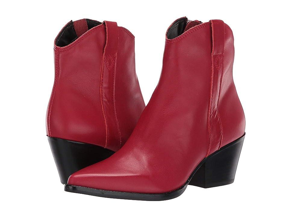 Dolce Vita Serra (Red Leather) Women