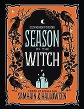 کتاب رنگ آمیزی سایه ها: فصل جادوگر: جادوها برای سمهاین و هالووین
