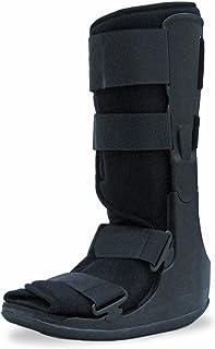 b82bc861 Médico Fractura Roto Tobillo Bota Apoyo. Fractura de tobillo, bota  ortopédica, esguince,