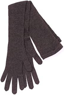 Luxury Fashion   Dolce E Gabbana Womens FIG21KF74GC8H712 Grey Gloves   Season Outlet